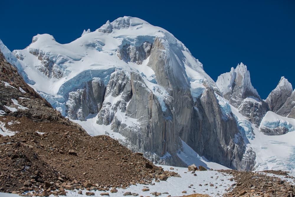 Cerro Domo Blanco (2507m)