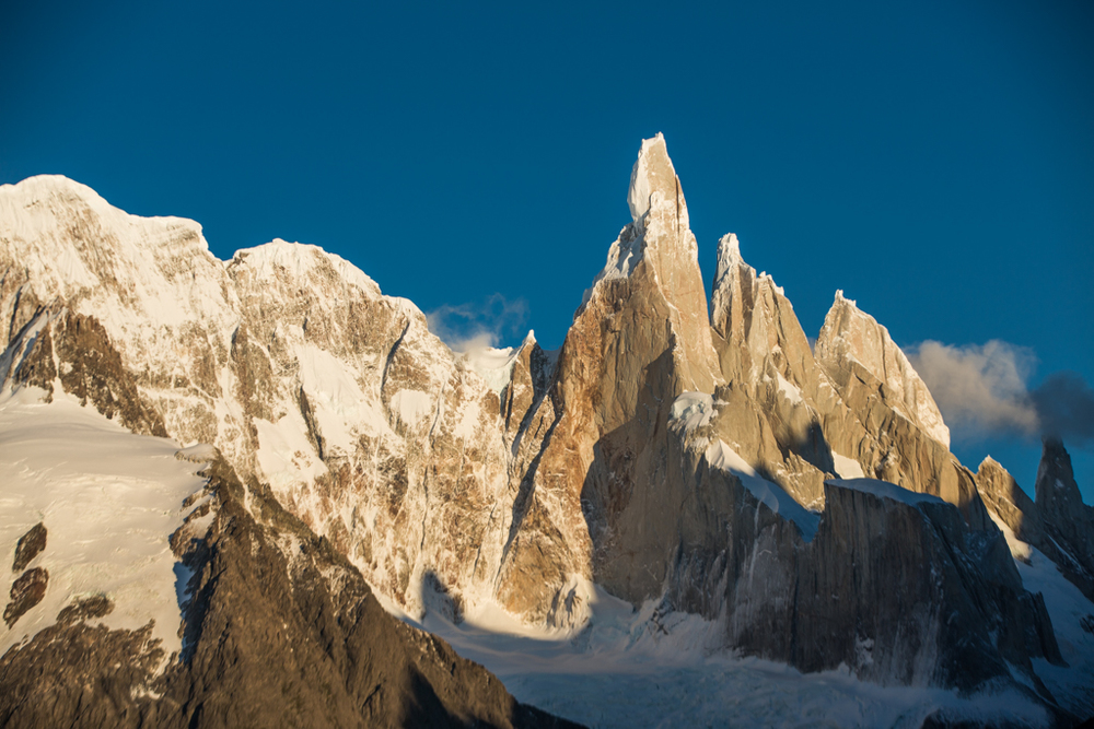 Adela mountains and Cerro Torre
