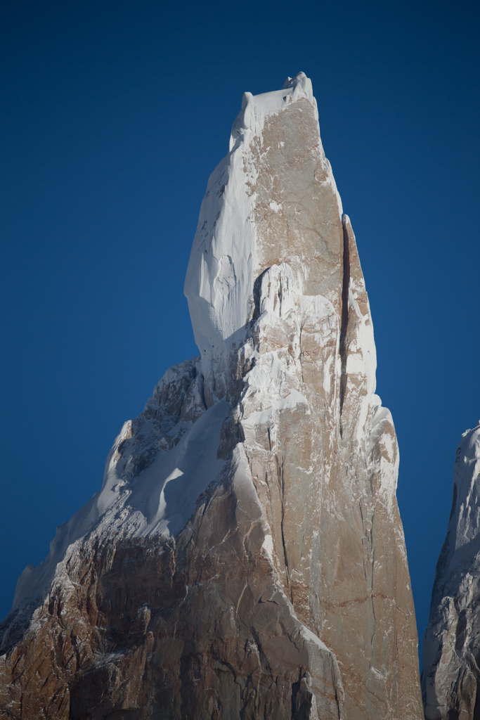 Summit of Cerro Torre