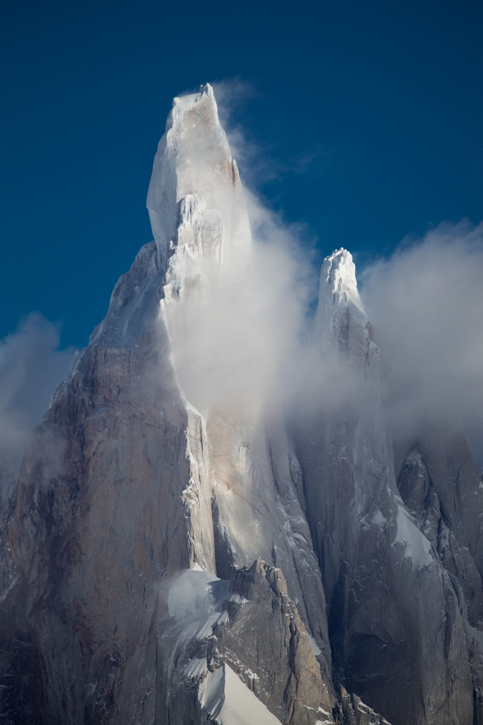 Portrait of Cerro Torre