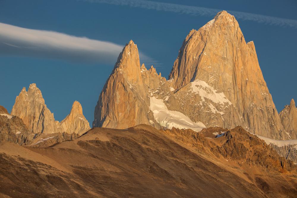 Poincenot and Cerro Fitzroy