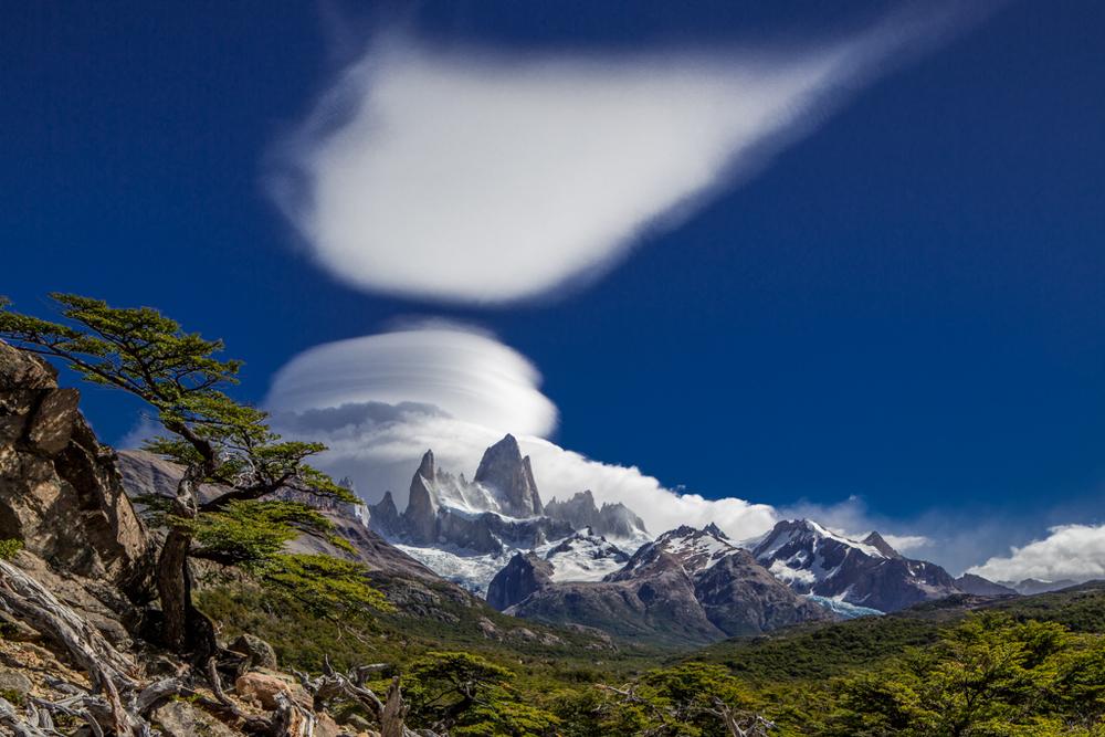 Overwhelming mountains on Cerro Fitzroy