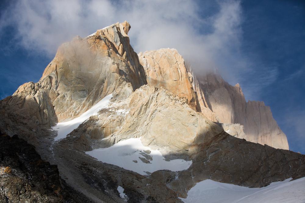 Cerro Fitzroy from the north