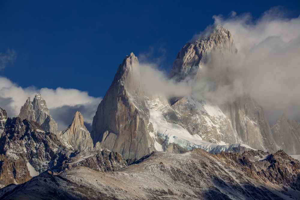 Cerro Fitzroy from the east