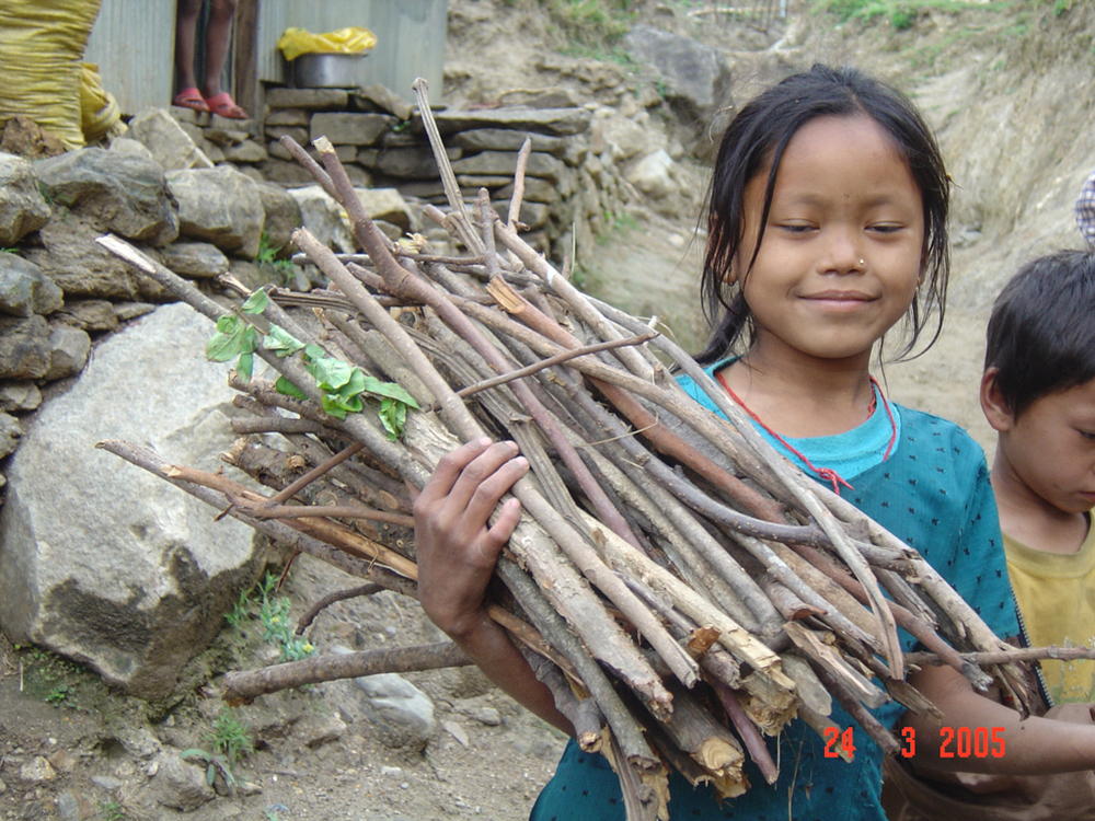 Landlife in Nepal on the Annapurna Circuit