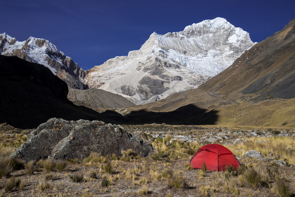 Alpamayo Base Camp North (4450m)