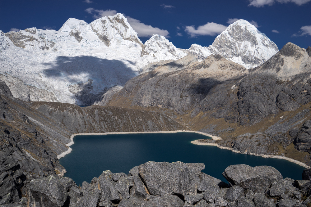 Lake Cullicocha (4650m)