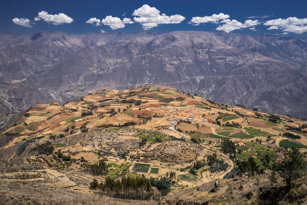 Landlife on Alpamayo Circuit