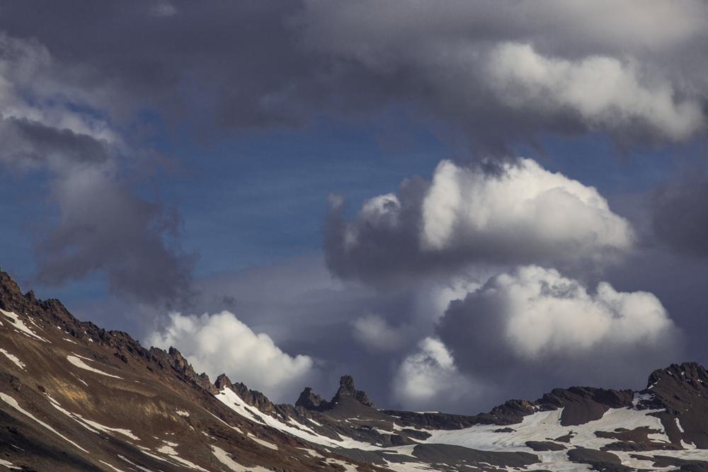 Awe-inspiring clouds