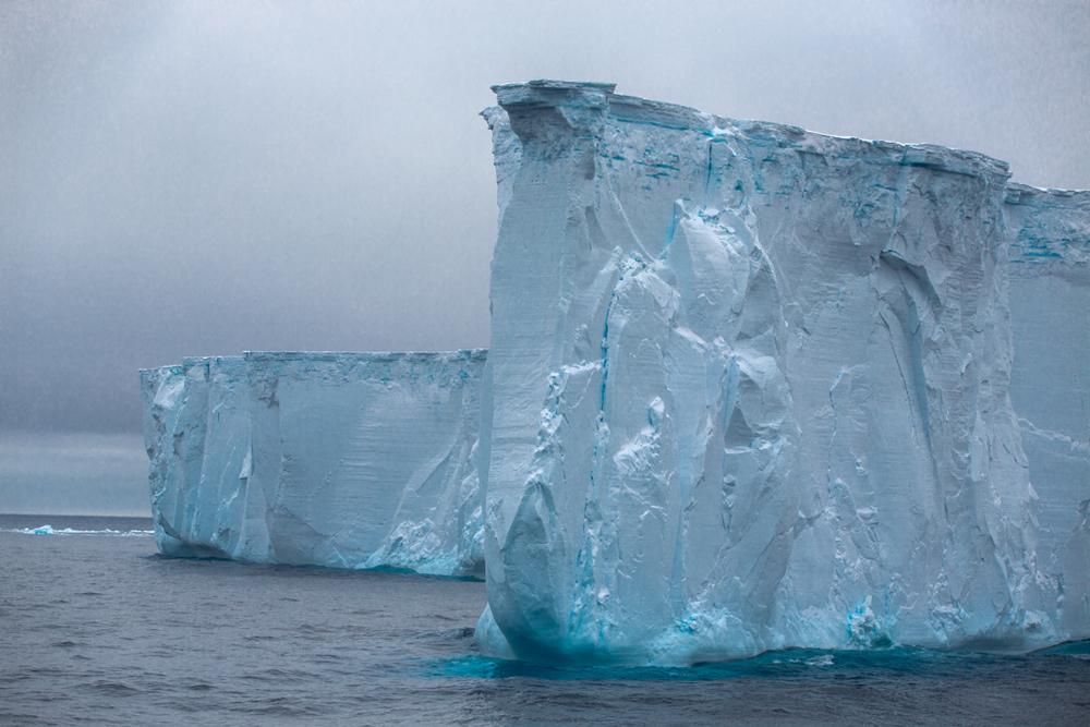 Massive iceberg
