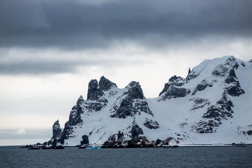 Reaching Antarctica