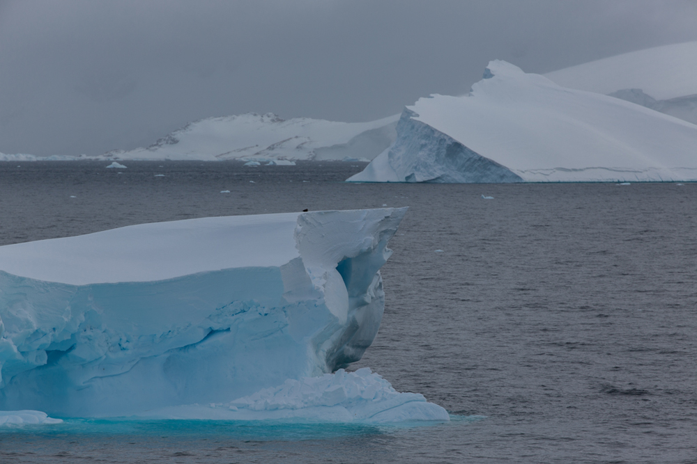 Bigger icebergs