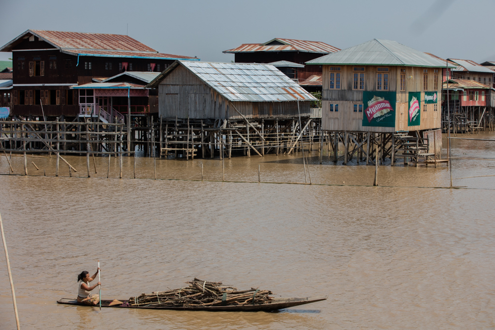 Villages on Inle Lake