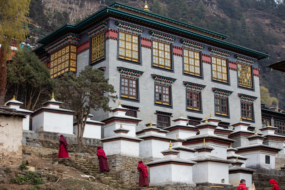 Thuptenchholing Monastery