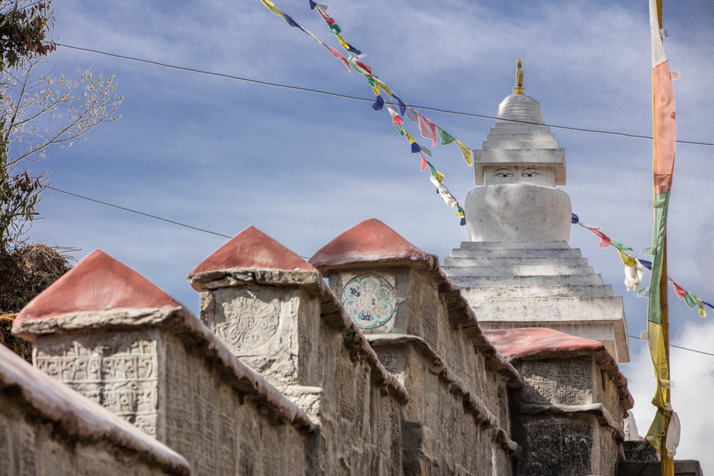 Another gompa in Surke