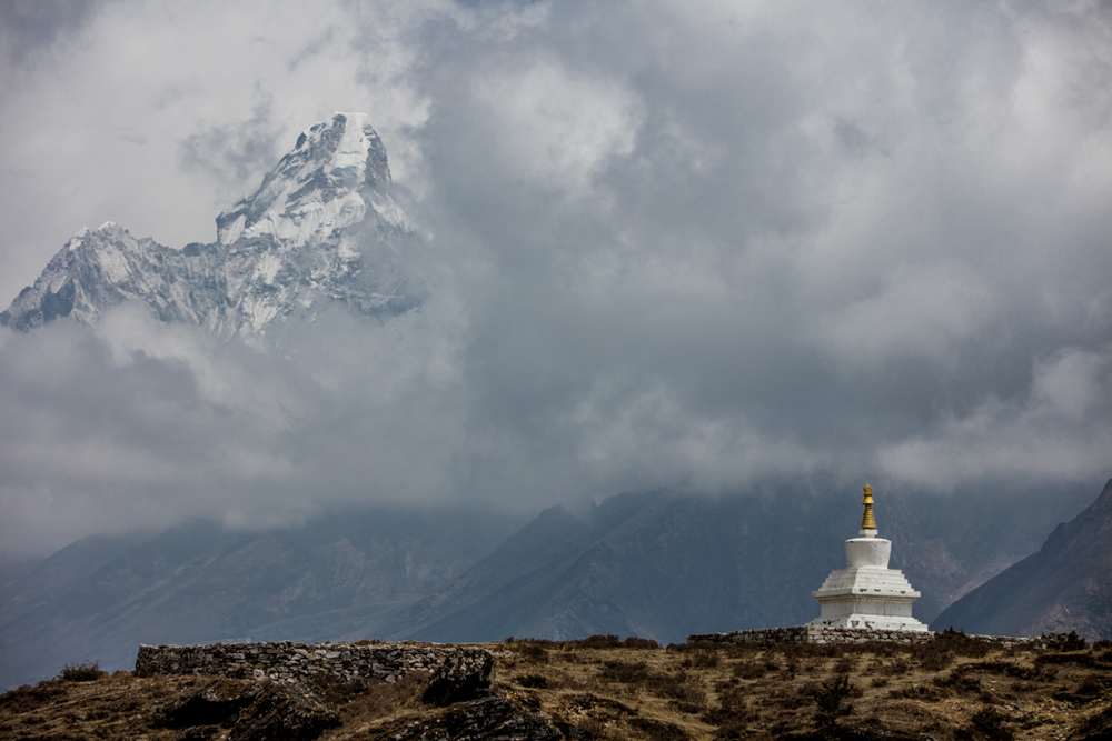 Viewpoint of Ama Dablam