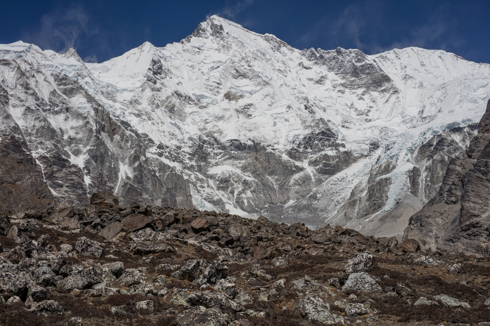 Cho Oyu, the easiest 8000m mountain