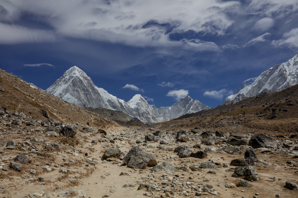 On the route to Kala Patthar
