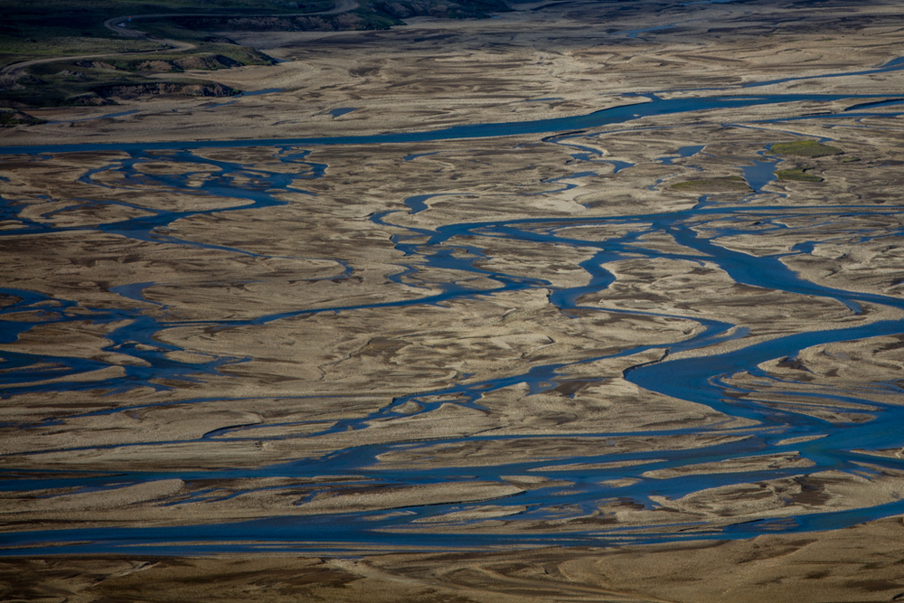 River seen with 560mm