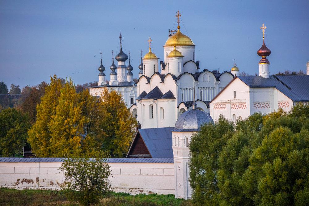 The Pokrovsky Monastery
