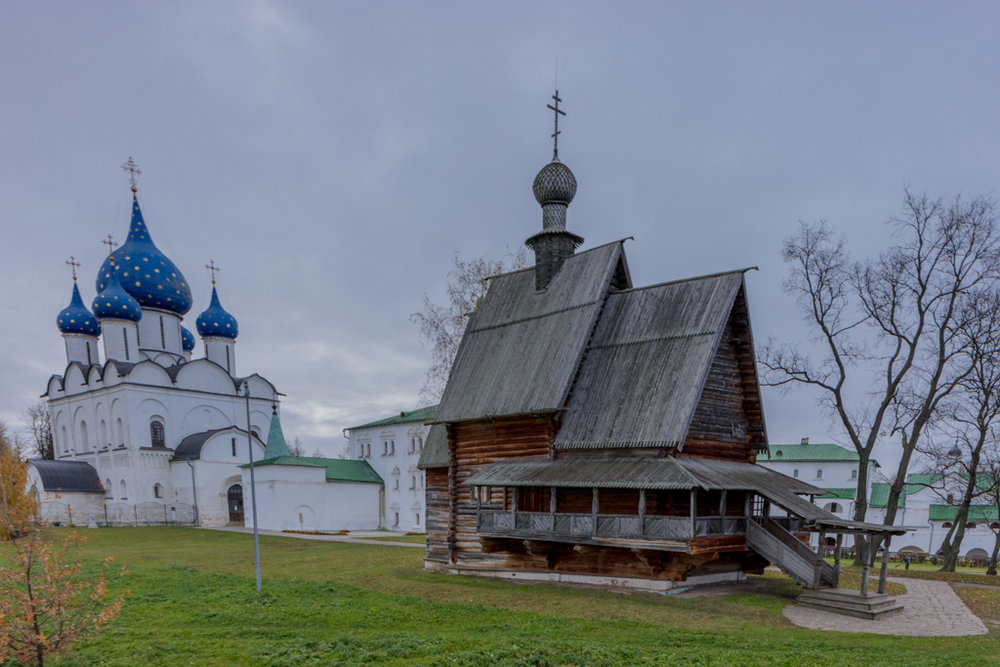 The Cathedral of the Nativity of Suzdal Kremlin