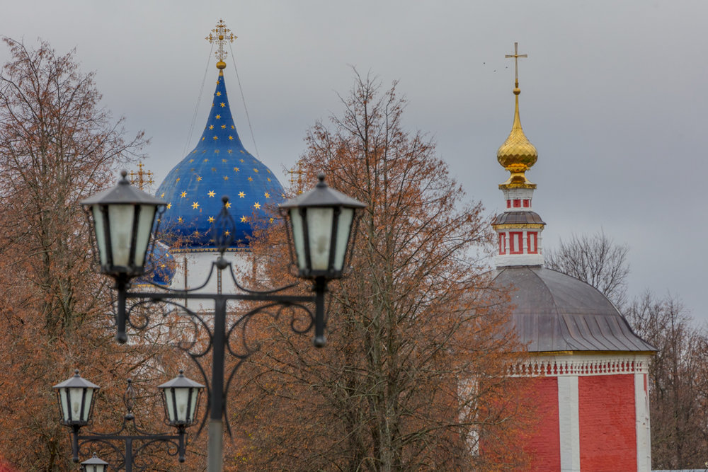 The Cathedral of the Nativity of the Church of Assumption