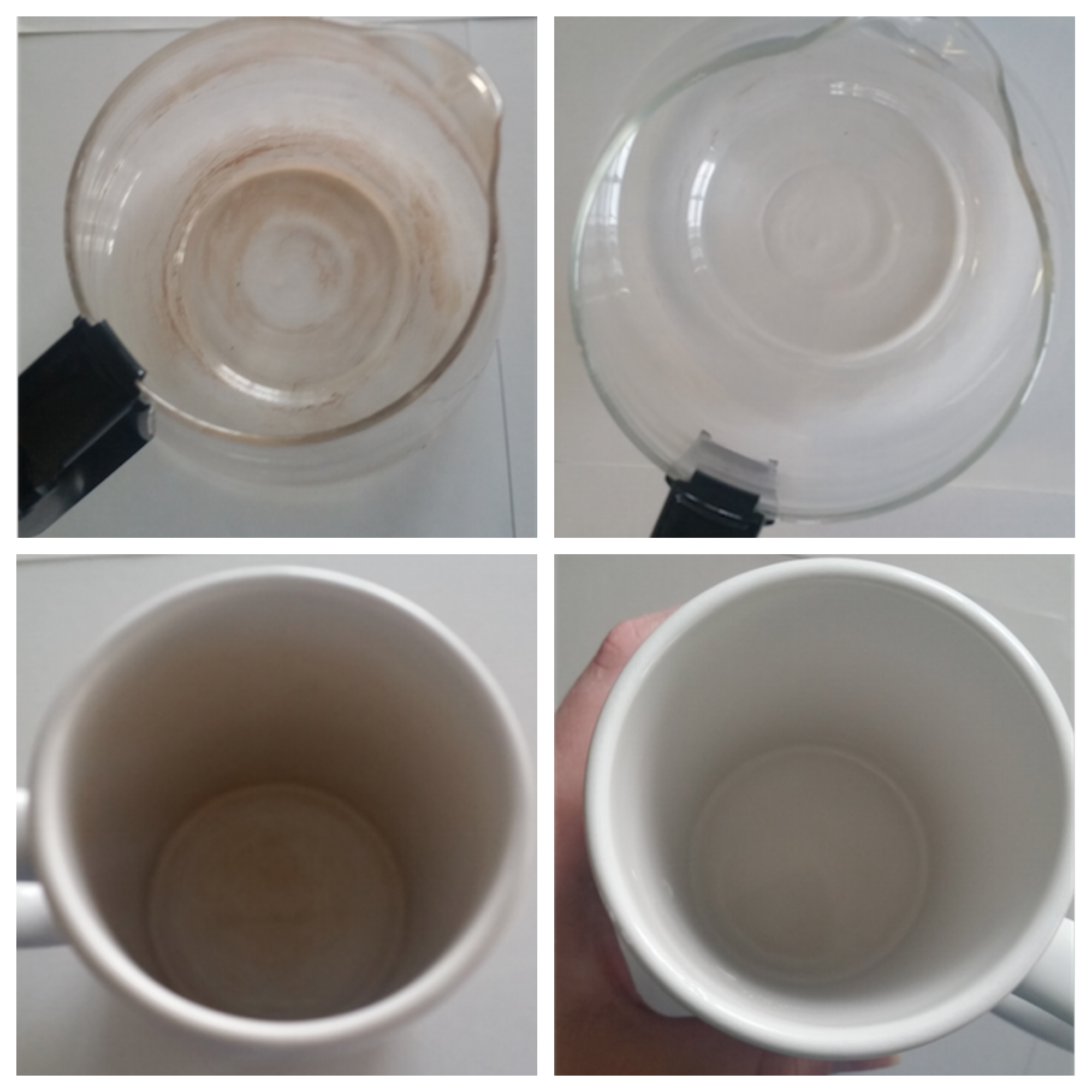 how to clean tea and coffee stains from cups mckinzie writes. Black Bedroom Furniture Sets. Home Design Ideas
