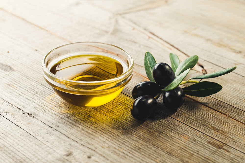 light olive oil