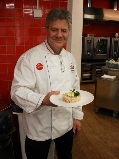 Chef Sam Kadko