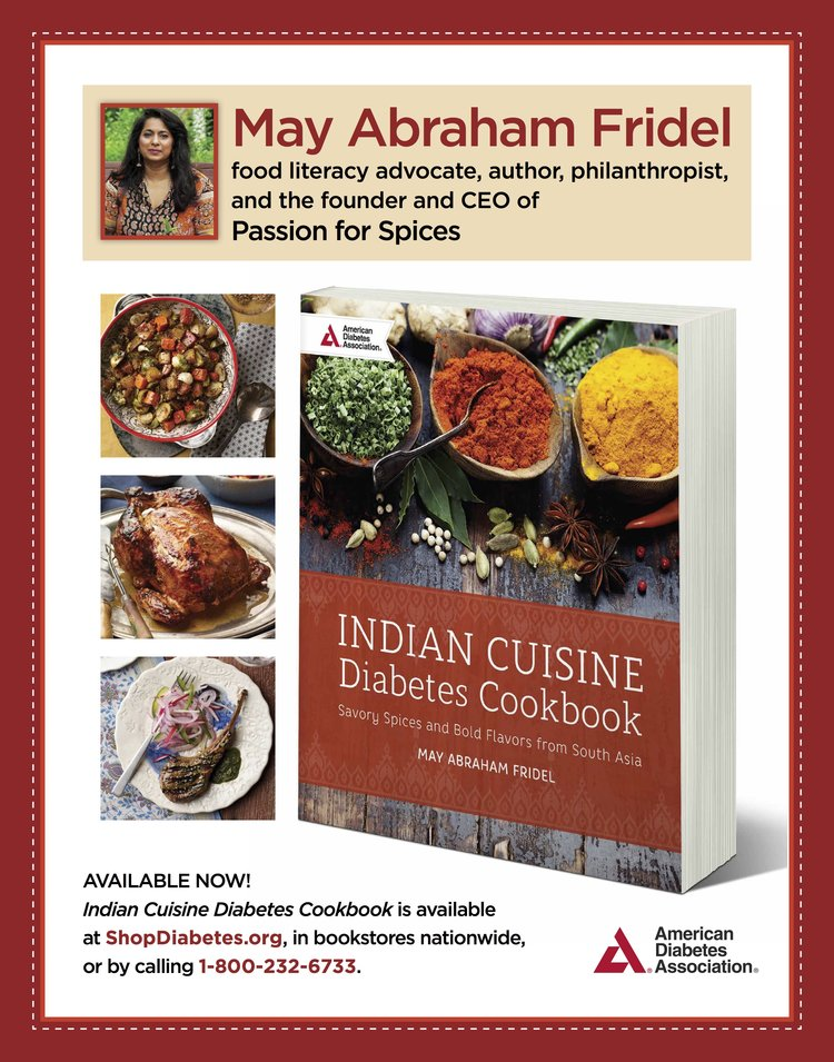 Indian Cuisine Diabetes Cookbook