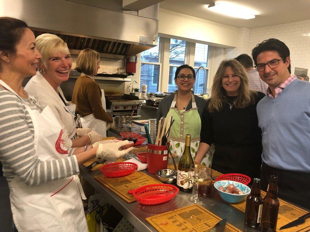 Culinary Teambuilding