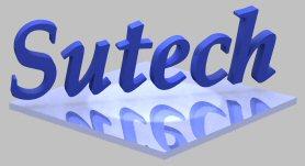 Sutech's old logo