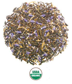 Earl Grey Lavender - Black