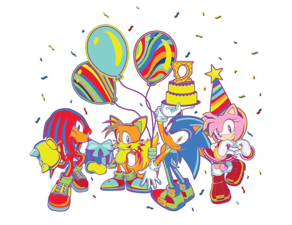 Sonic Summer Party