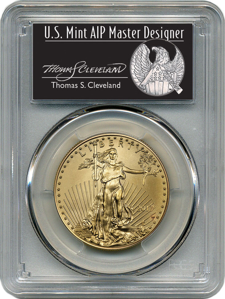 Thomas Cleveland certificate label - limited availability!