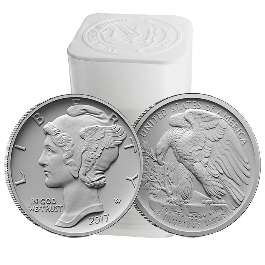Available in 10-coin sealed rolls - and 100-coin Treasury-sealed Mint Case. Call NOW to ensure availability.