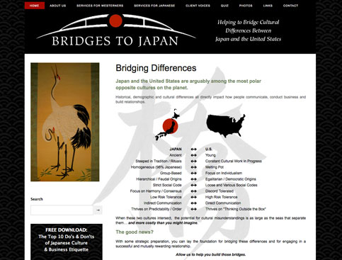 Bridges to Japan