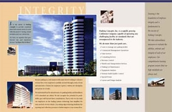 PCI Parking Brochure