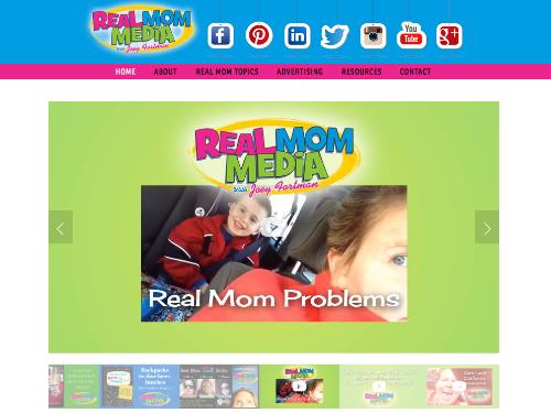 Real Mom Media