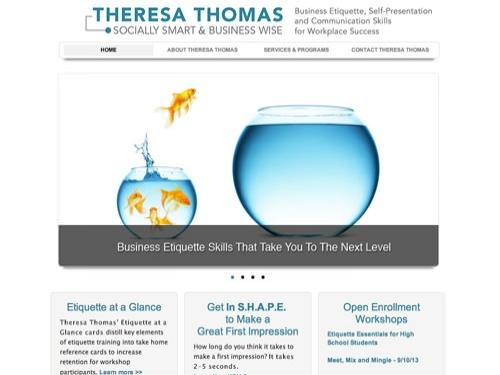 Theresa Thomas Etiquette