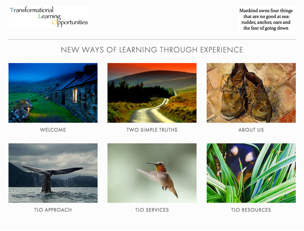 Transformational Learning Opportunities