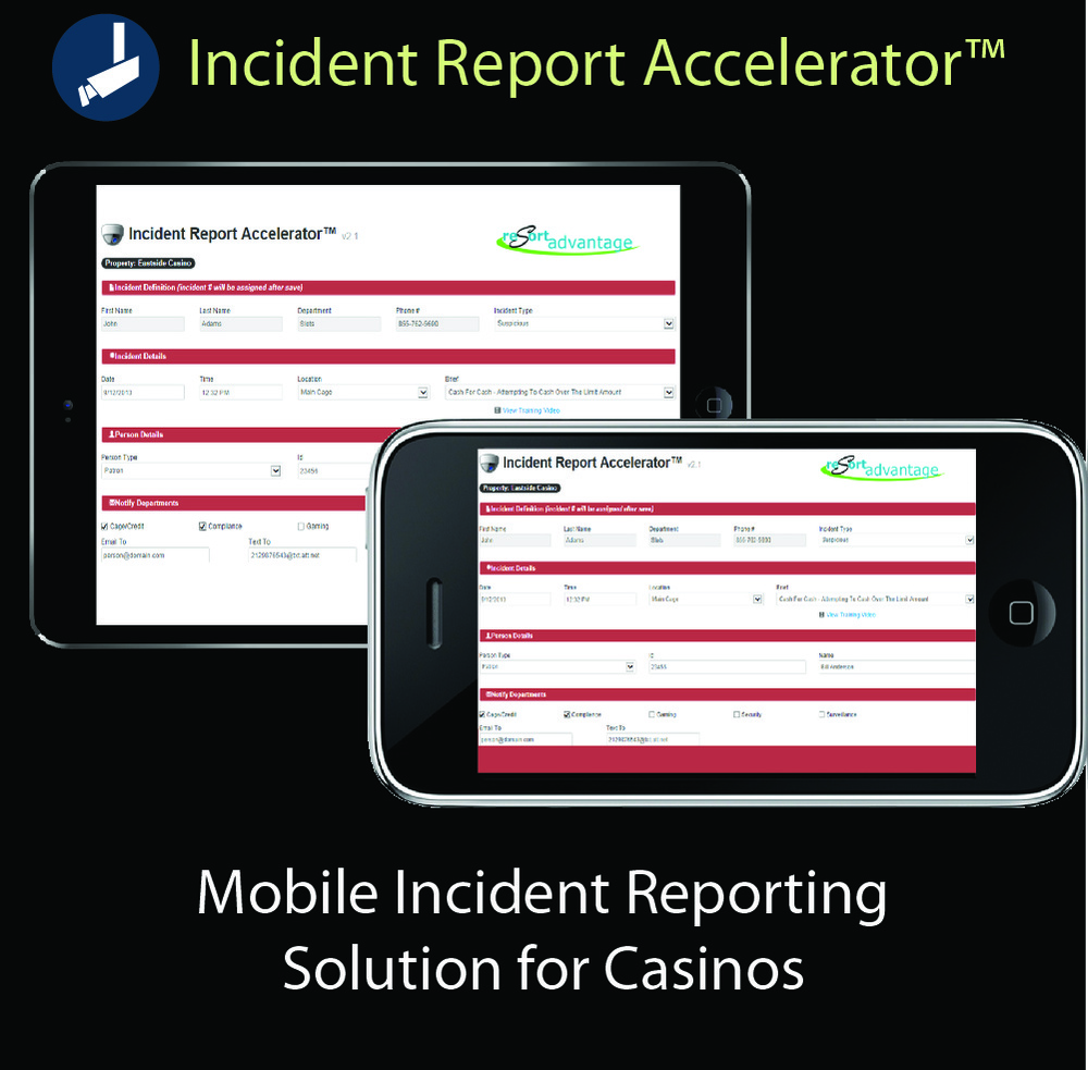 Incident Report Accelerator