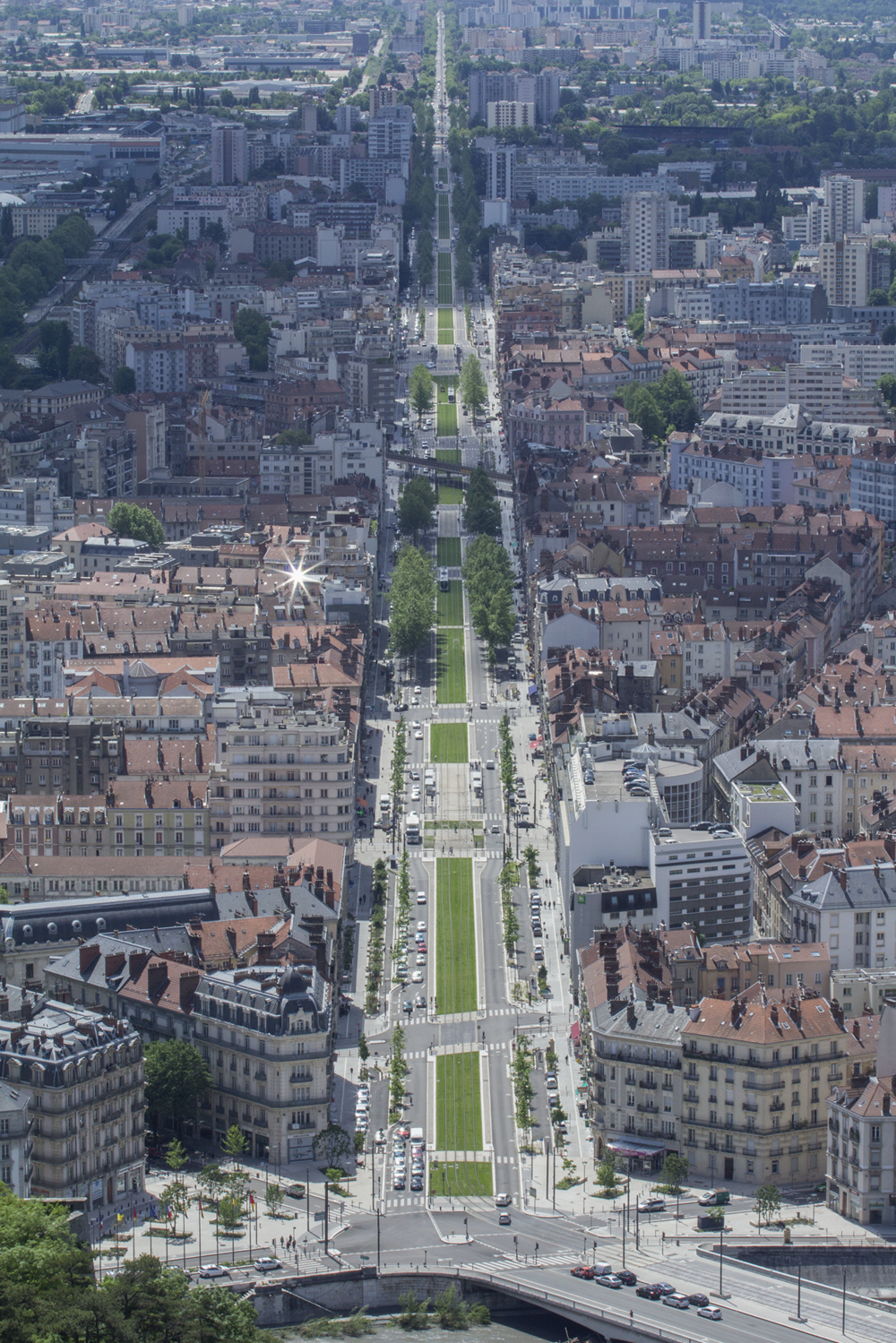 Cours Jean Jaures | Grenoble, France
