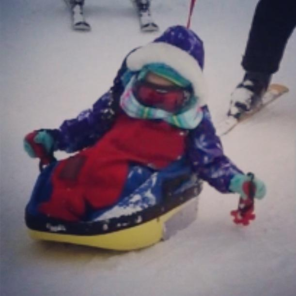 WE CAN ski