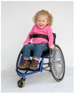 Panthera Manual Wheelchair (7lbs!)