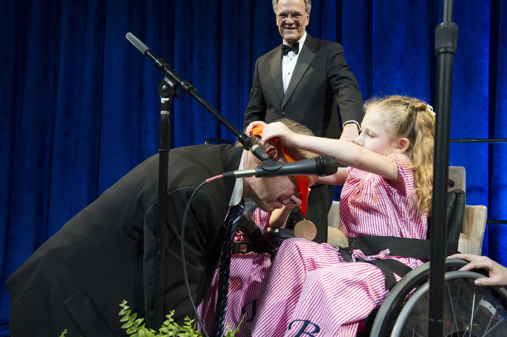 National Organization for Rare Disorders (NORD) - Press Release-  NORD Celebration Highlights the Courage of Children and Adults Living with Rare Diseases.