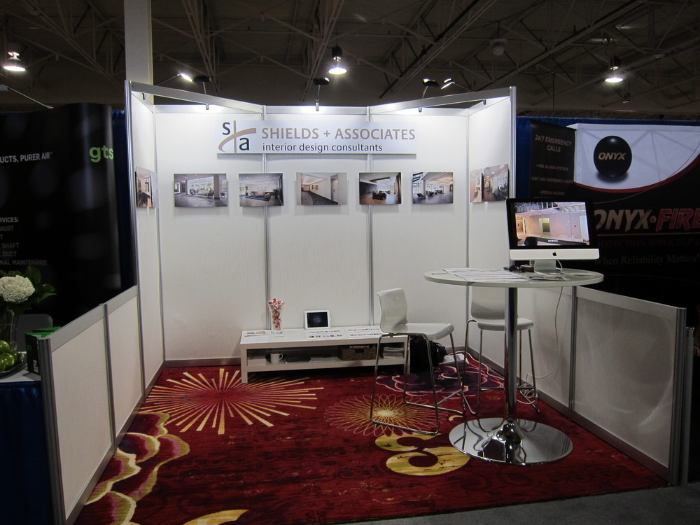 2012 CCI Booth
