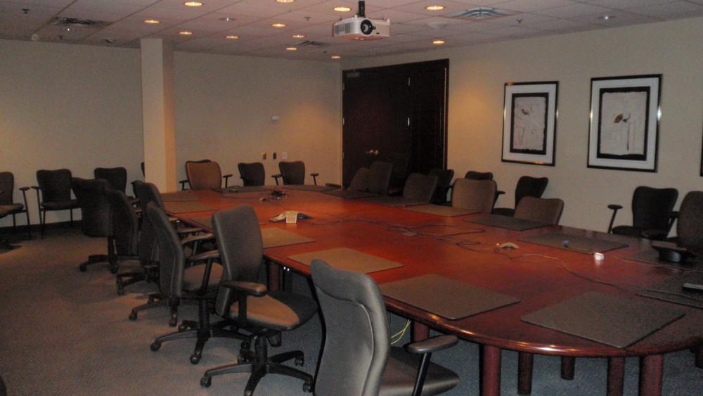 Existing Boardroom