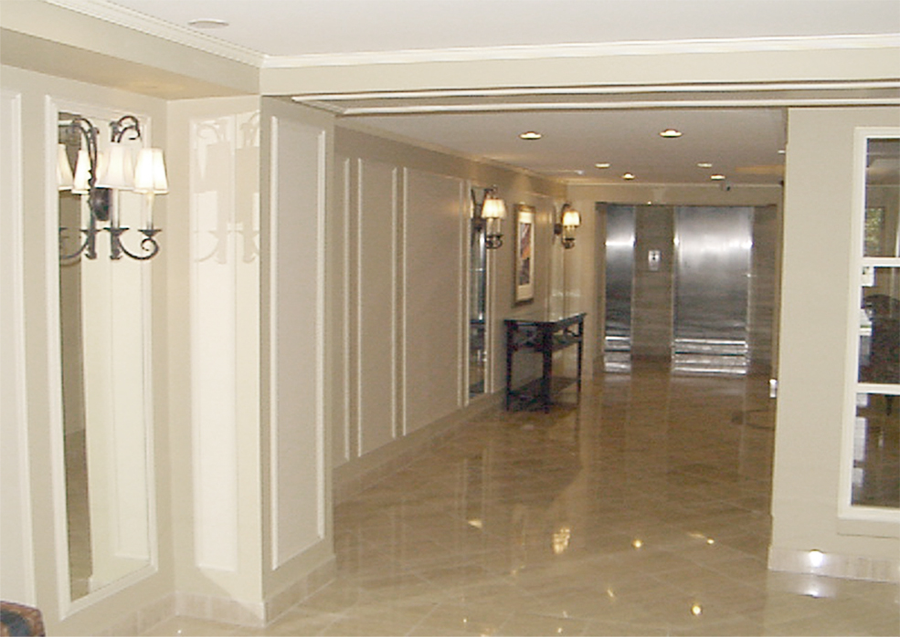 ENTRY HALL AFTER