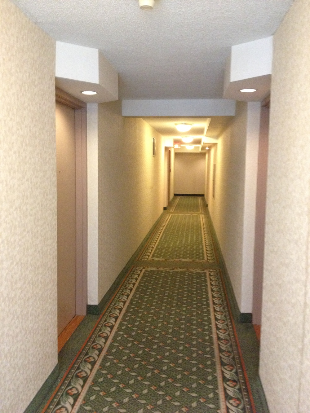 Before Typical Corridors